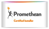 Certified Installer Badge