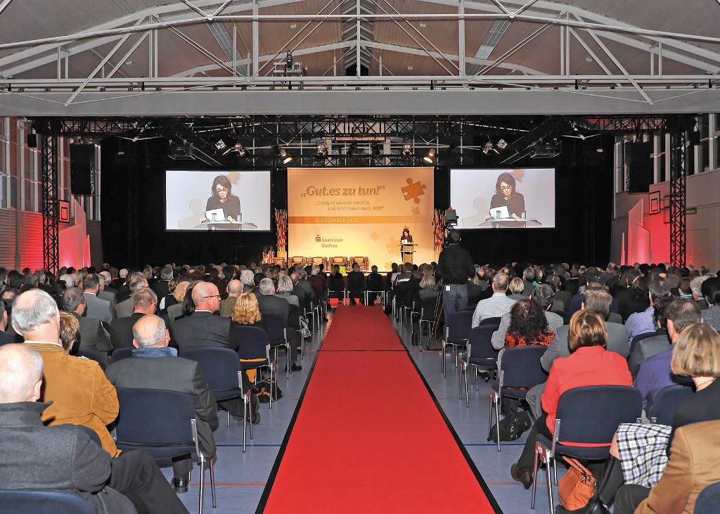 Sparkassen Stiftung Veranstaltung 1