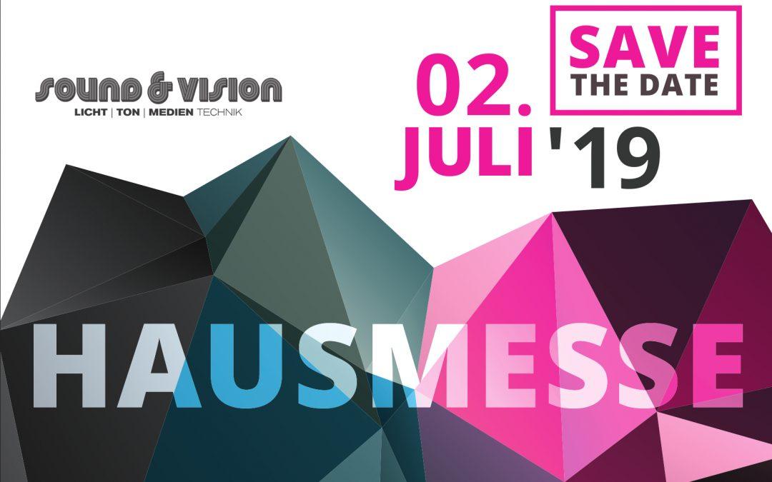Hausmesse 02. Juli 2019